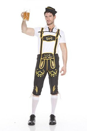 German Beer Man costume