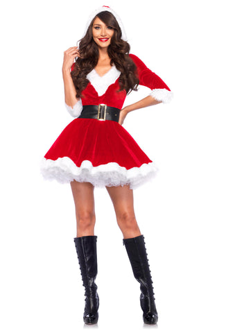 Mrs Claus costume by Leg Avenue