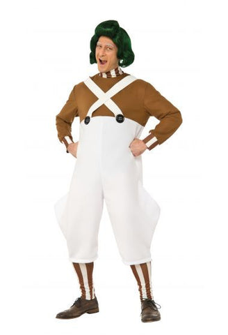 Oompa Loompa costume by Rubie's at Buffalo Breath Costumes in San Diego