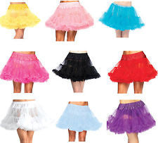 Layered Tulle Petticoats by Leg Avenue 8990 at Buffalo Breath Costumes