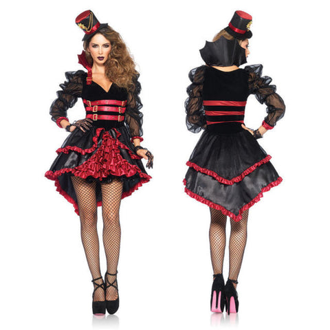 Victorian Vamp costume by Leg Avenue 85399 at Buffalo Breath Costumes
