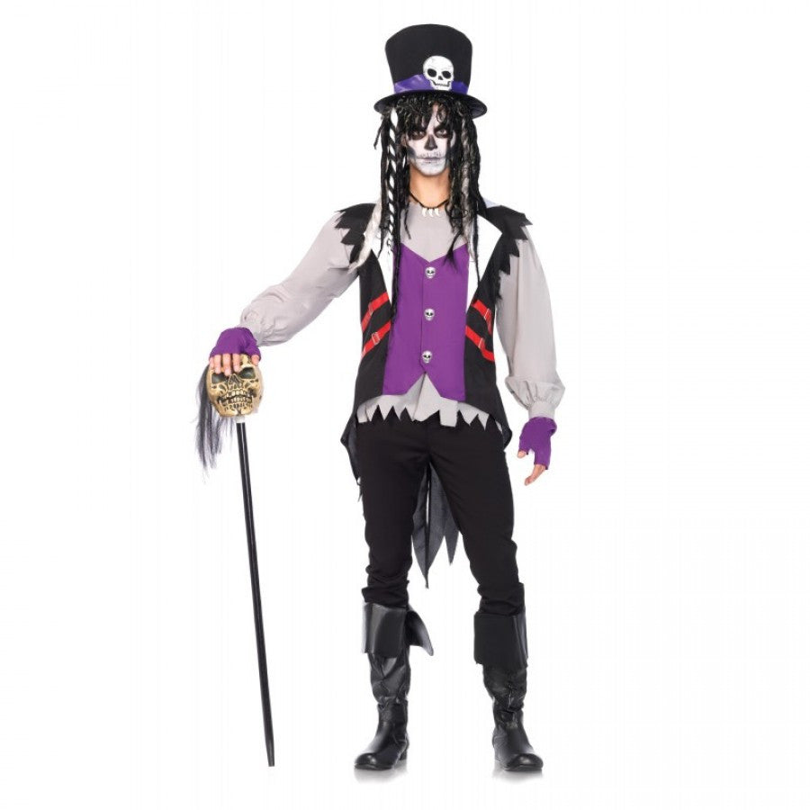 Voodoo Priest costume by Leg Avenue 85507