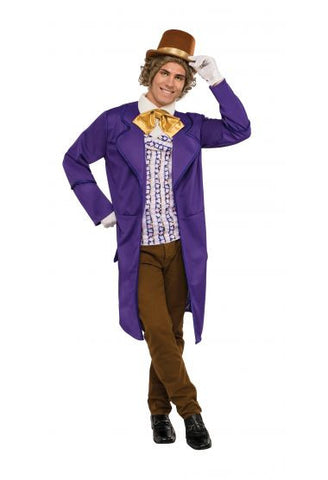 Willy Wonka costume by Rubie's #820156 at Buffalo Breath Costumes in San Diego