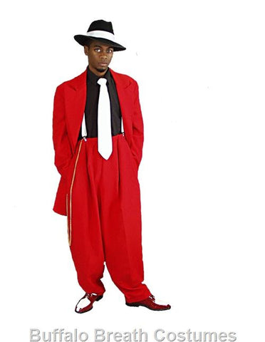 Zoot Suit (Red)