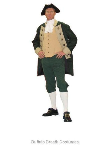 James Madison colonial man founding father hamilton 1776 costume rental or purchase