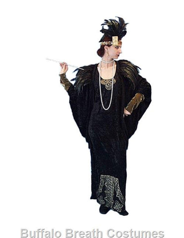 1920s Great Gatsby deluxe costume rental or purchase at Buffalo Breath Costumes