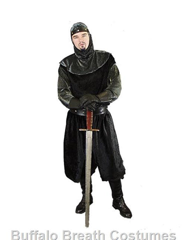 Black Knight costume rental from Buffalo Breath Costumes