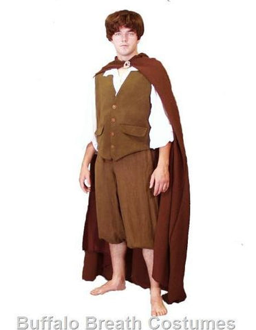 The Hobbit Lord of the Rings costume rental or purchase at Buffalo Breath Costumes