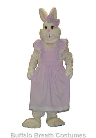 Easter Bunny Mascot costume at Buffalo Breath Costumes in San Diego