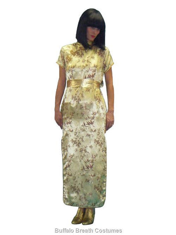Chinese Woman (Gold)