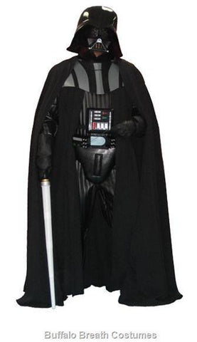 Star Wars Darth Vader costume rental at Buffalo Breath Costumes