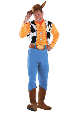 Toy Story - Woody deluxe costume by Disguise at Buffalo Breath Costumes