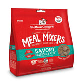 Stella & Chewy's Dog Freeze Dried Meal Mixers - Savory Salmon & Cod