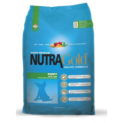 NutraGold Holistic Puppy - Push Pets Singapore