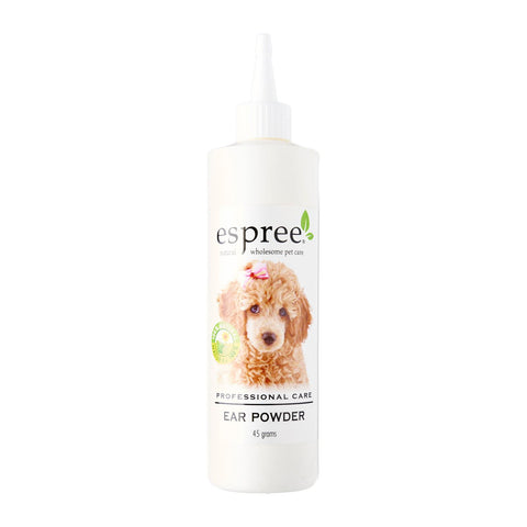 Espree Ear Powder - Push Pets Singapore