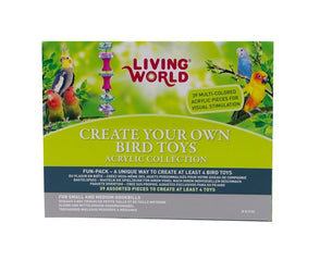 Hagen Living World Bird Toys Acrylic Piece