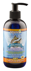 Espree Pure Icelandic Salmon Oil 8oz - Push Pets Singapore