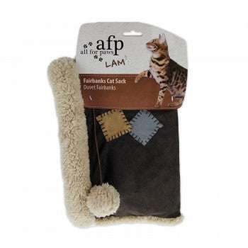 AFP Lambswool Fairbanks Cat Sack