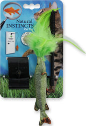 AFP Natural Instincts Fish Door Hanging Feather (Assorted)