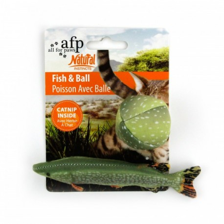 AFP Natural Instincts Fish & Ball