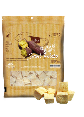 Absolute Bites Freeze Dried Sweet Potato Treats