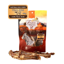 Alps Natural FarmFresh Veal Ribs 100g