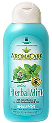AromaCare Cooling Herbal Mint Shampoo 13.5oz