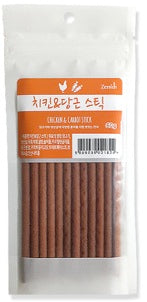 Bow Wow Chicken & Carrot Stick 60g