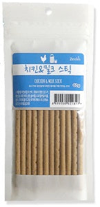 Bow Wow Chicken & Milk Stick 60g