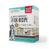 15% OFF + FREE GIFT Honest Kitchen Limited Ingredient Fish Dehydrated Dog Food - Brave