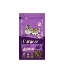 Burgess Chinchilla With Mint 1.5kg
