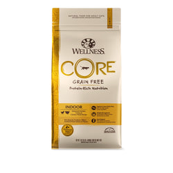 Wellness CORE Grain Free Indoor Dry Cat Food - Push Pets Singapore