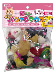 Marukan Mouse Toy for Cat