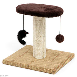 Marukan Cat Scratcher Nap Tower