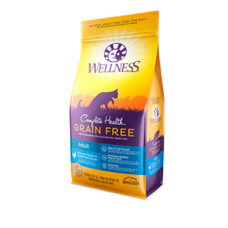 Wellness Complete Health Grain-Free Deboned & Chicken Meal Cat Food