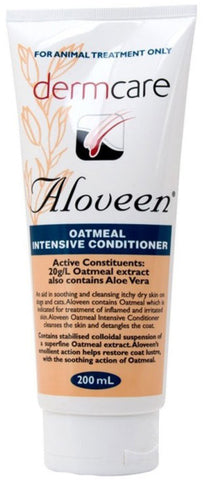 Dermcare Aloveen Oatmeal Leave-On Conditioner