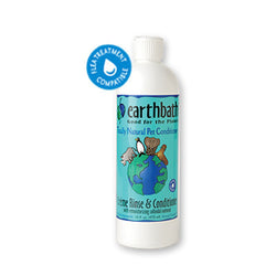 Earthbath Fragrance Free Oatmeal & Aloe Creme Rinse & Conditioner for Dogs and Cats - Push Pets Singapore