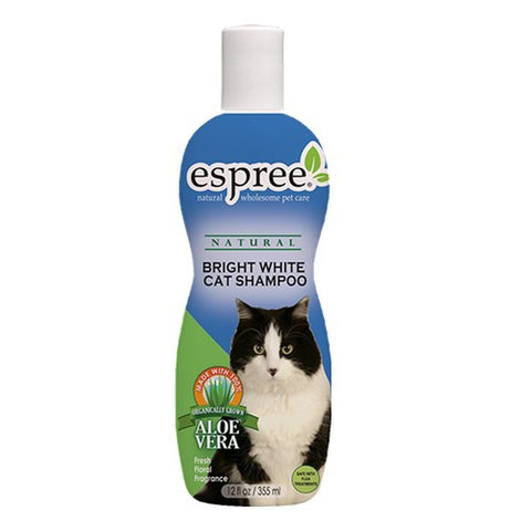 Espree Bright White Cat Shampoo - Push Pets Singapore