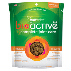 Fruitables BioActive Complete Joint Care Dog Treats - Push Pets Singapore
