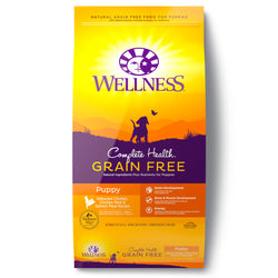 Wellness Puppy Complete Health Grain-Free Dog Food Dog Food