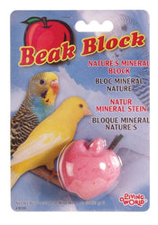 Hagen Lw Mineral Block Apple 30g