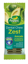 Happi Doggy Dental Chew Zest (Avocado)