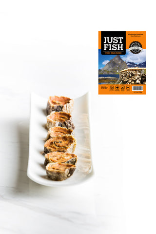 Just Fish Cod Ring Sushi Treats