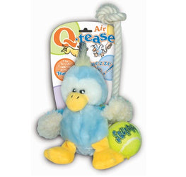 KONG Air Q-Tease Bluebird Dog Toy