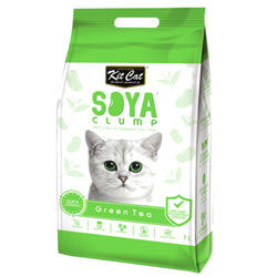 Kit Cat Soya Clump Soybean Litter Green Tea 7L