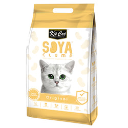 Kit Cat Soya Clump Soybean Litter Original 7L