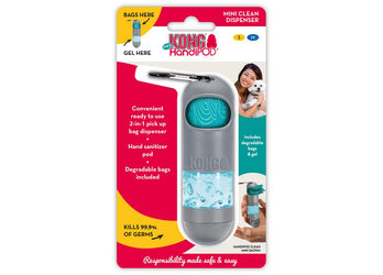 Kong HandiPOD Mini Clean Dispenser