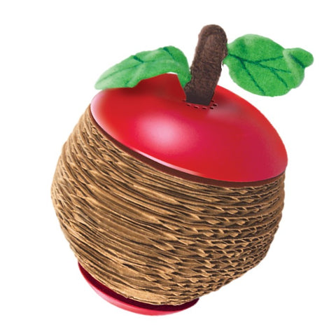 KONG Scratch Apple Cat Toy