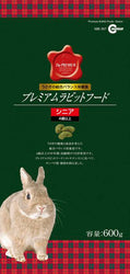 Marukan Premium Rabbit Food Senior 600g
