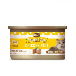 Merrick Purrfect Bistro Grain Free Chicken Pate Canned Cat Food - Push Pets Singapore